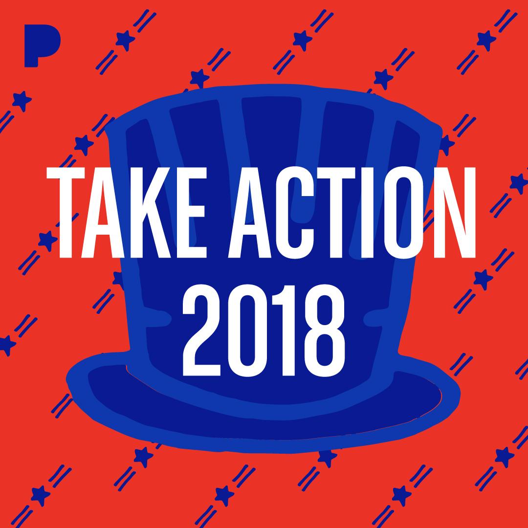 Take Action 2018