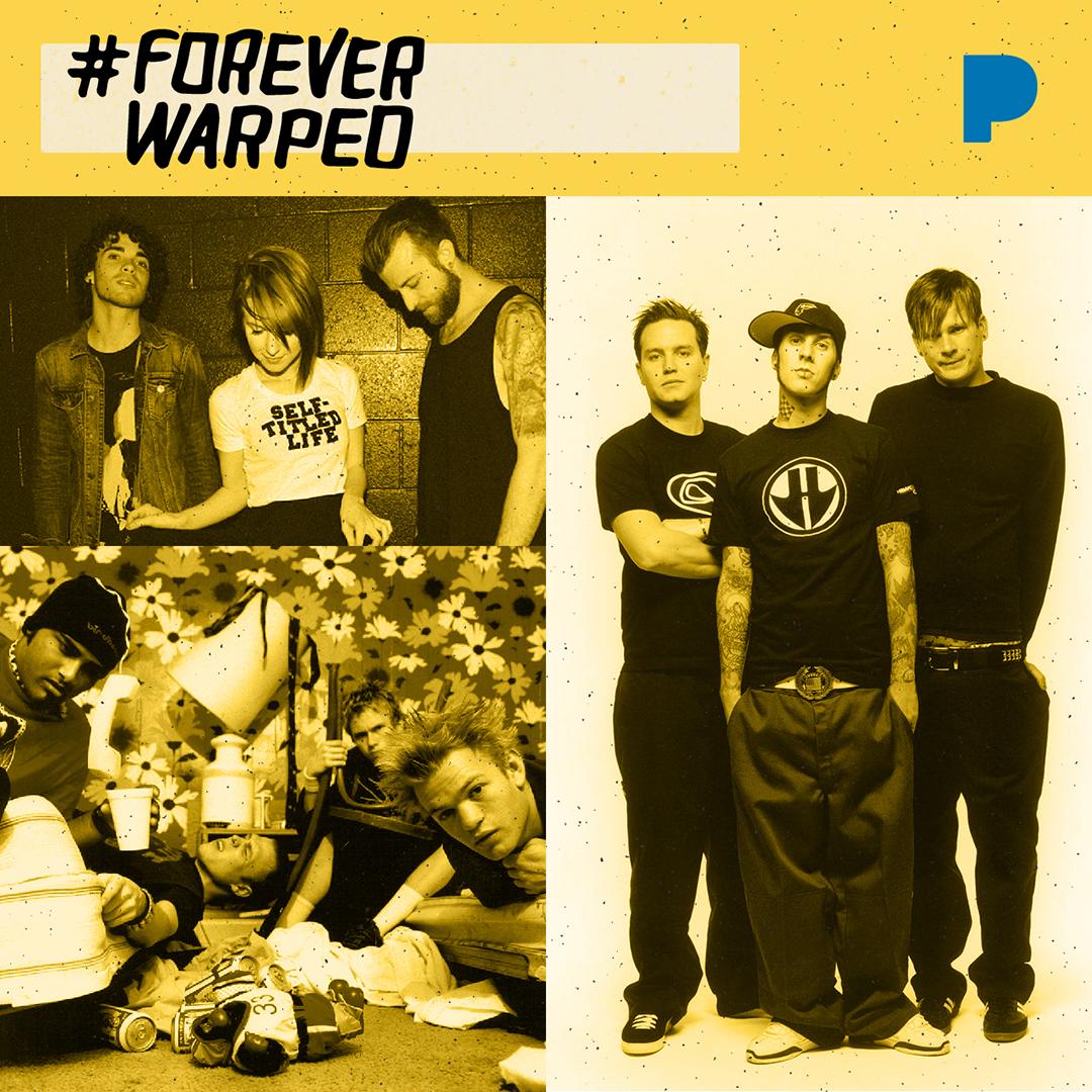 #ForeverWarped