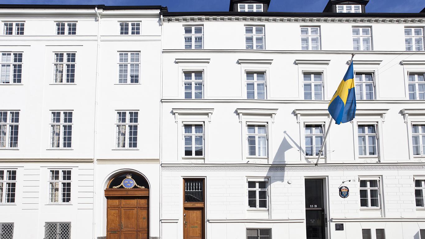 Embassy of Sweden in Denmark