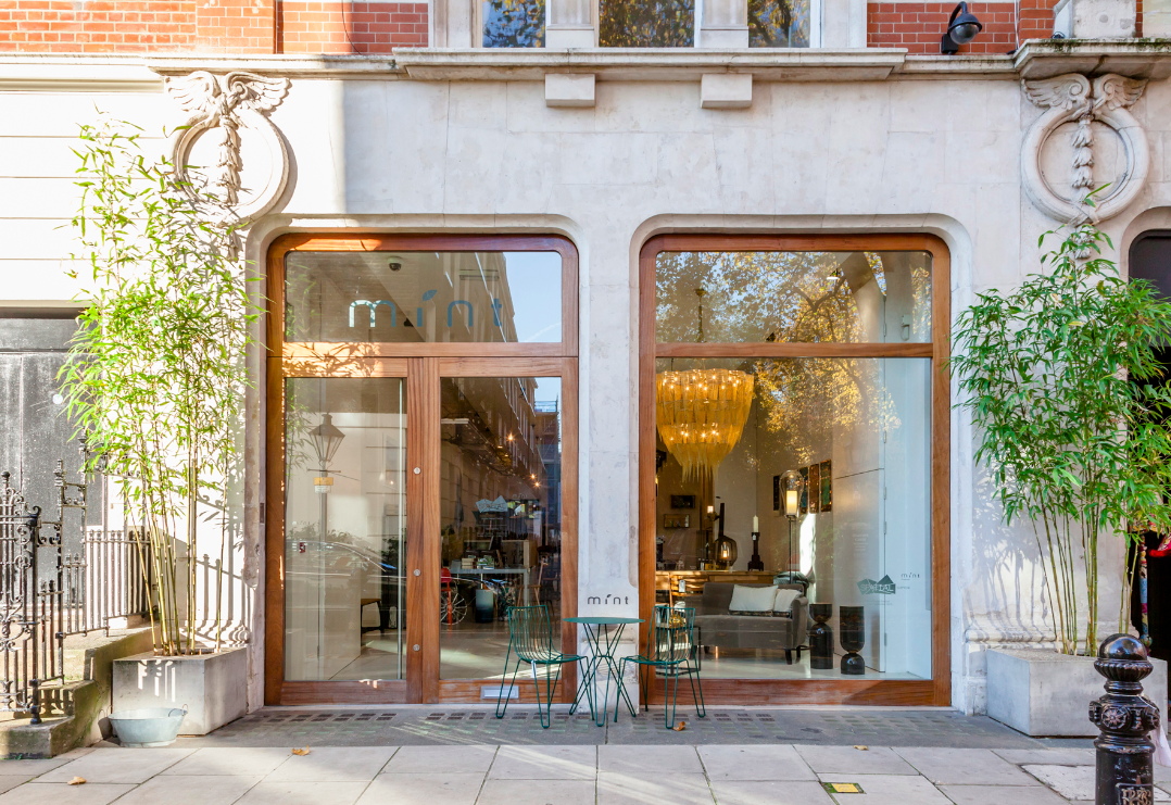 Mint Shop, Brompton, London