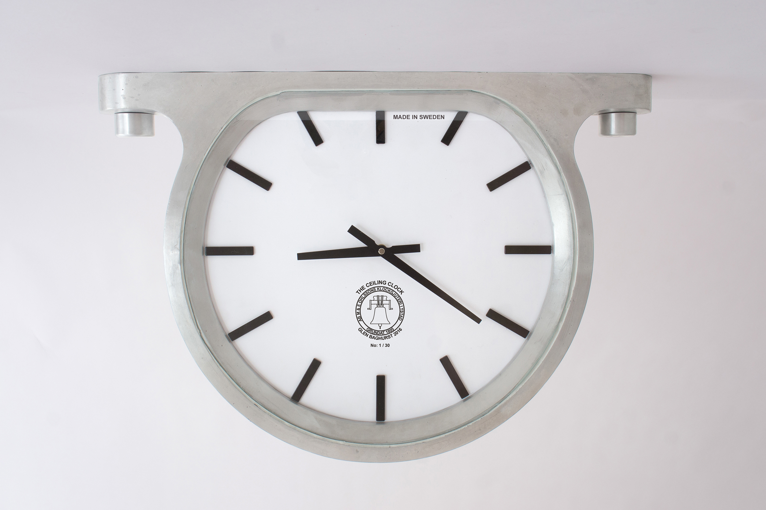The Ceiling Clock
