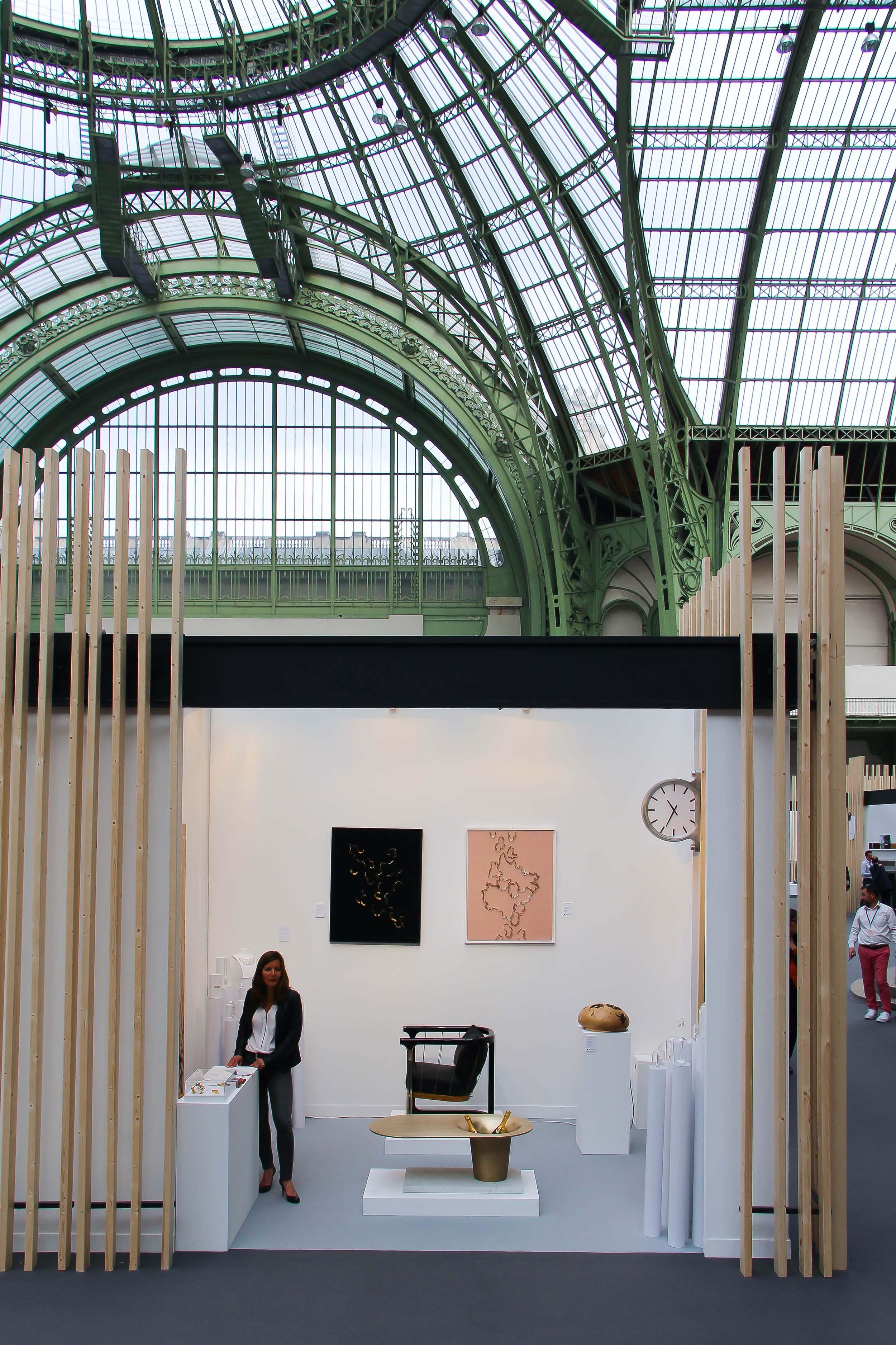 'Revelations R3' Grand Palais, Paris. 2017