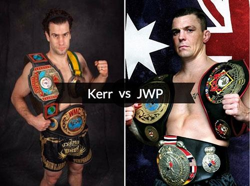 Daniel Kerr vs John Wayne Parr