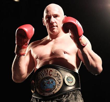 Andrew Peck WON by TKO-R4 VS Faisal Zakaria