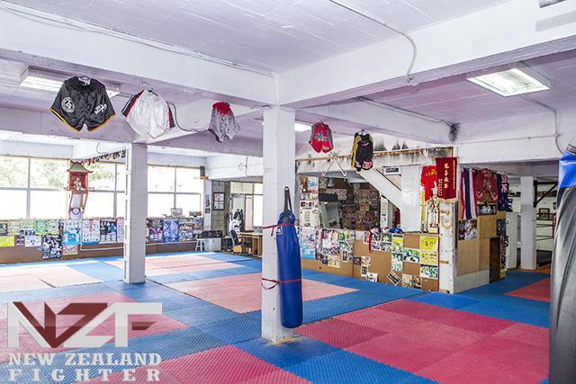 City Lee Gar gym