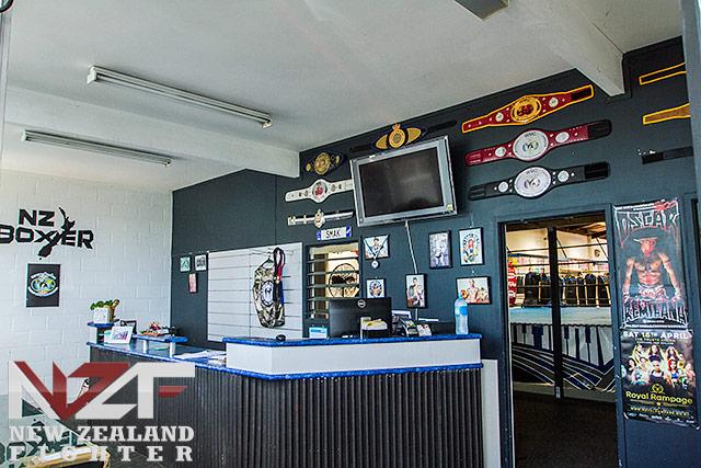 SMAC Gym Auckland