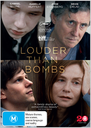 Win 1 of 2 Louder than Bombs DVD
