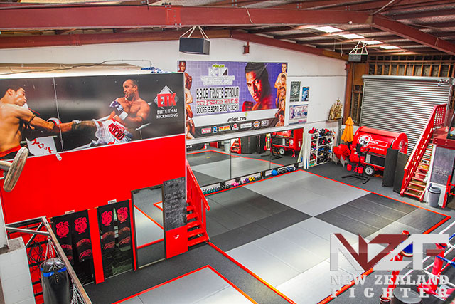 Elite Thai Kickboxing gym in Penrose, Auckland