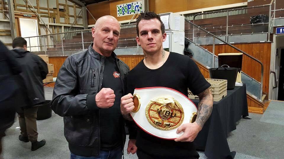 Anthony Taylor NZ Boxer