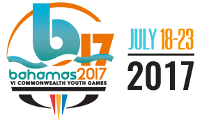 2017 Bahamas Commonwealth youth games