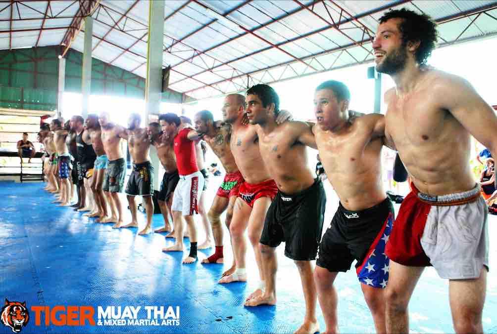 Tiger Muay Thai in Phuket