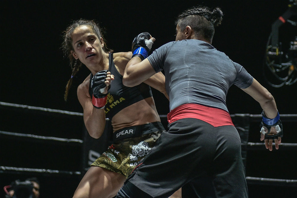 Nyrene Crowley fighting on ONE Championship