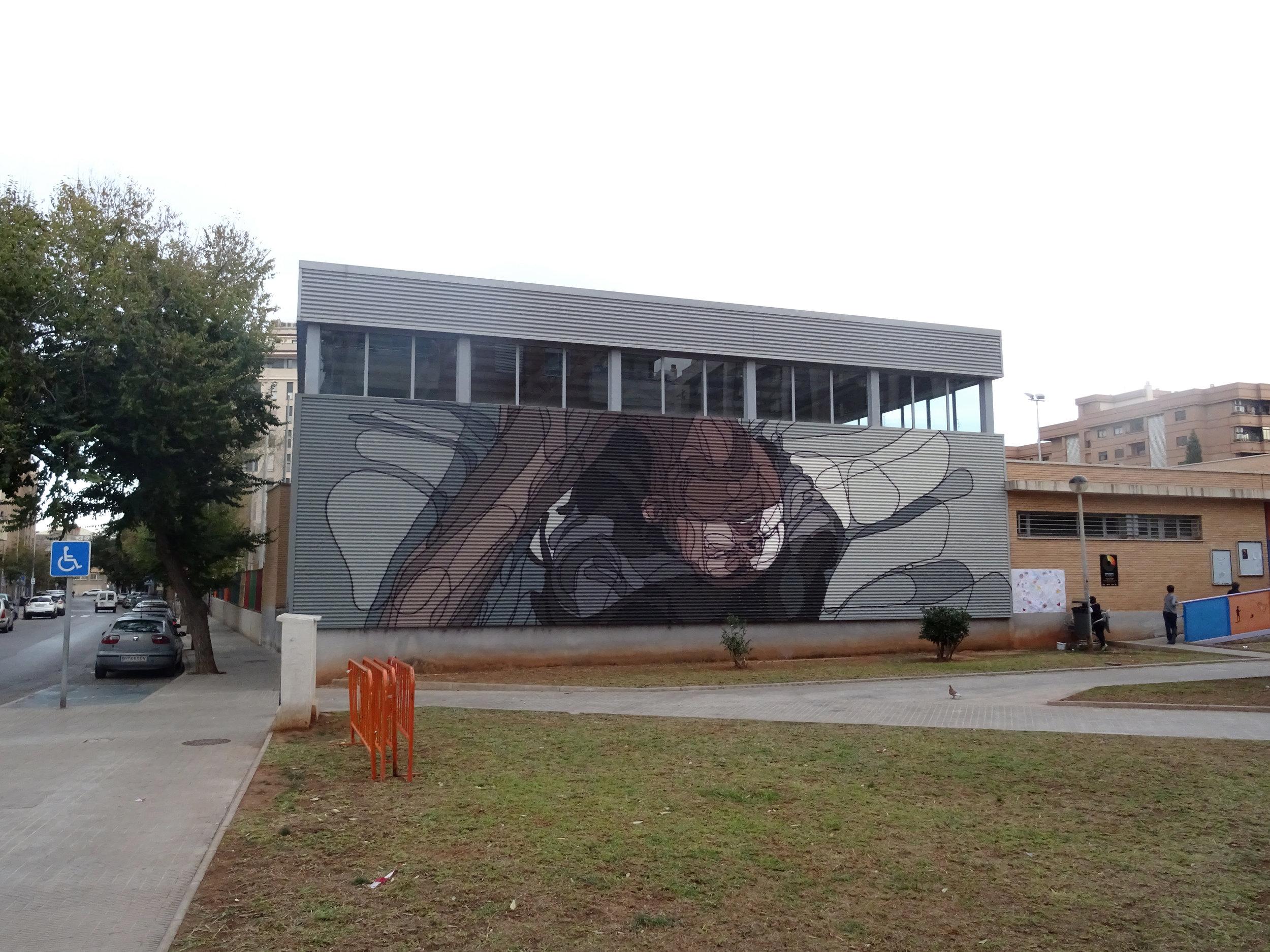Castellón, Spain. 2017