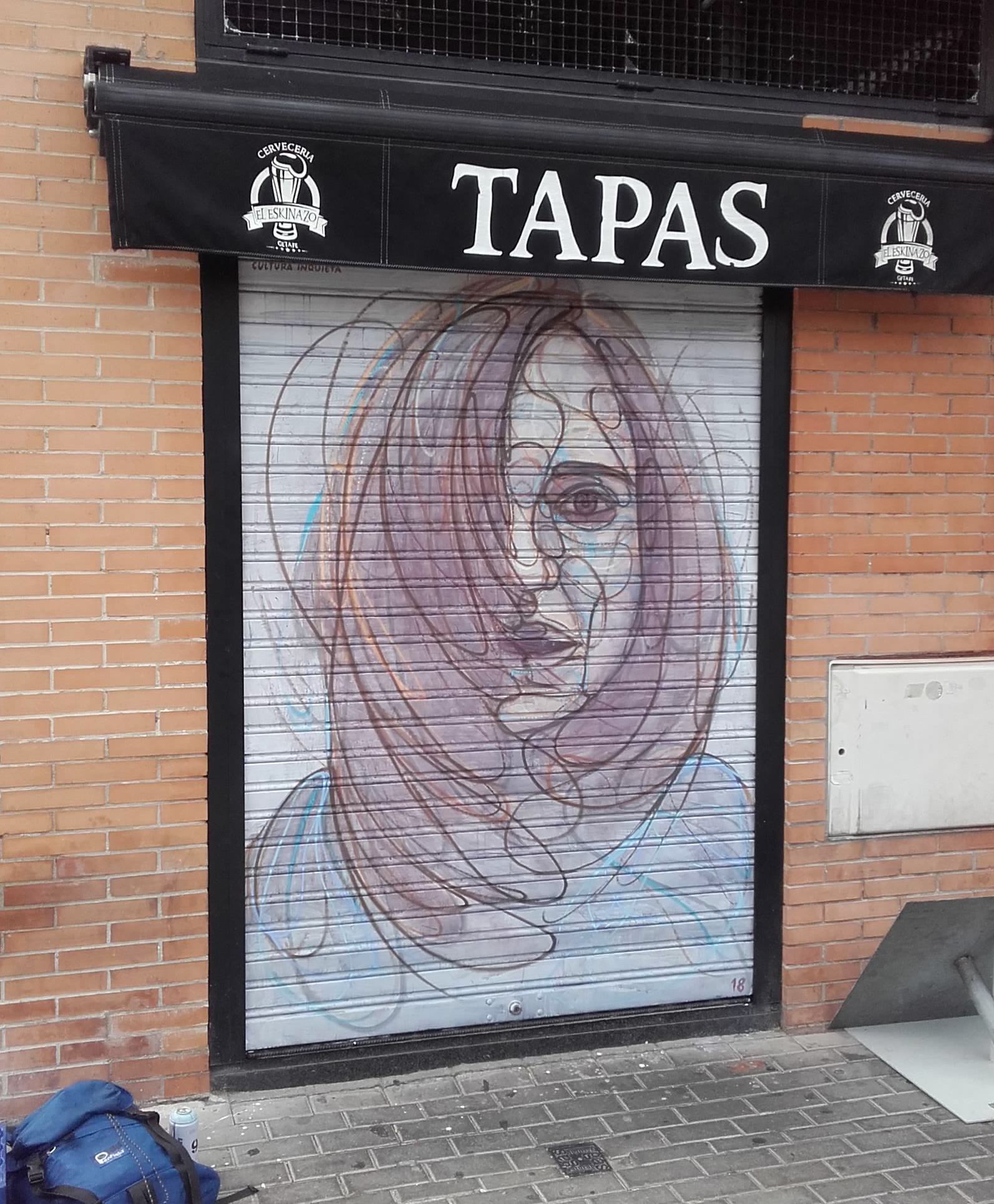 Getafe, Spain. 2018