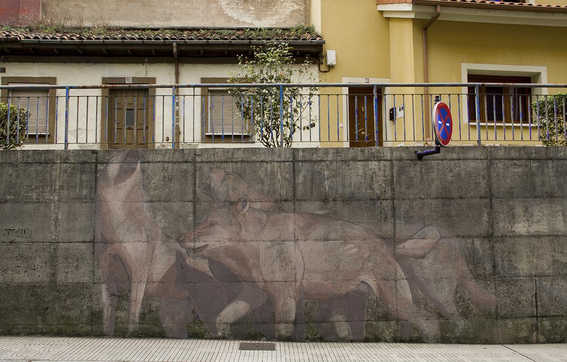 Parees Fest, Oviedo, Spain 2018.