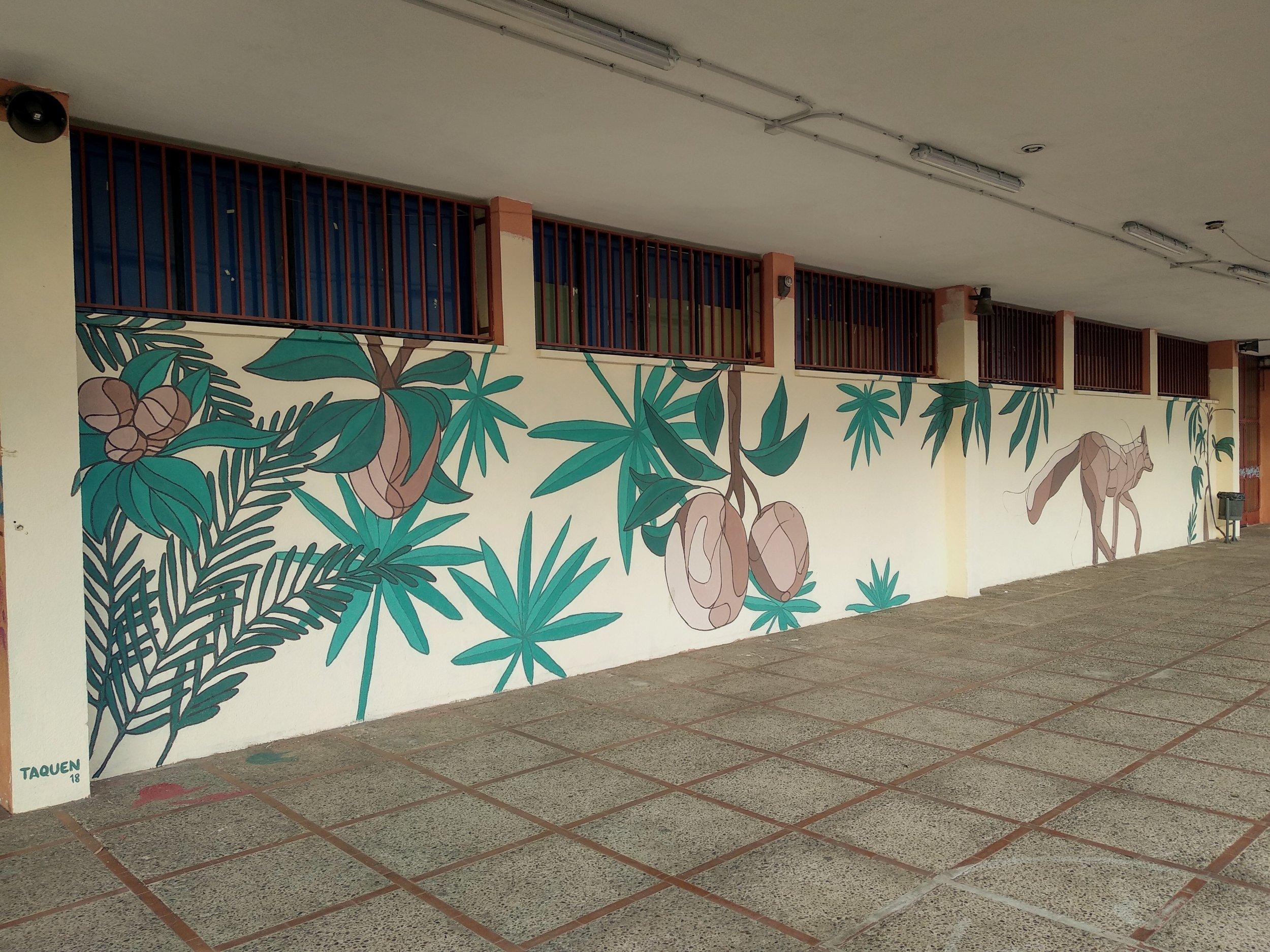 Centro Comunitario Guatemala, Madrid, Spain 2018