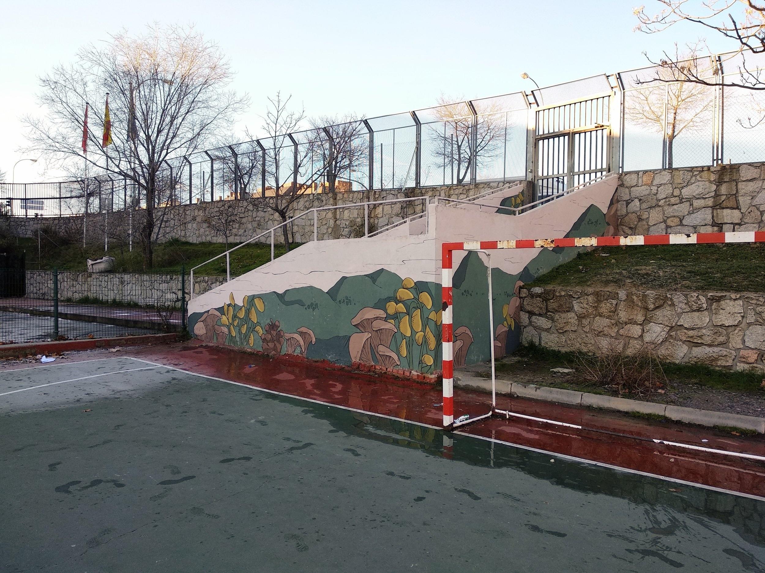Mirasierra Highschool, Spain
