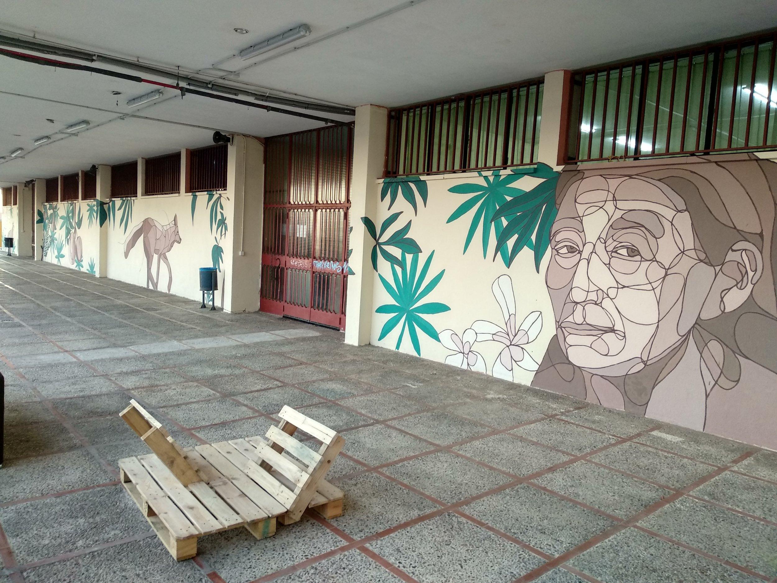 Centro Comunitario Guatemala, Madrid, Spain 2019