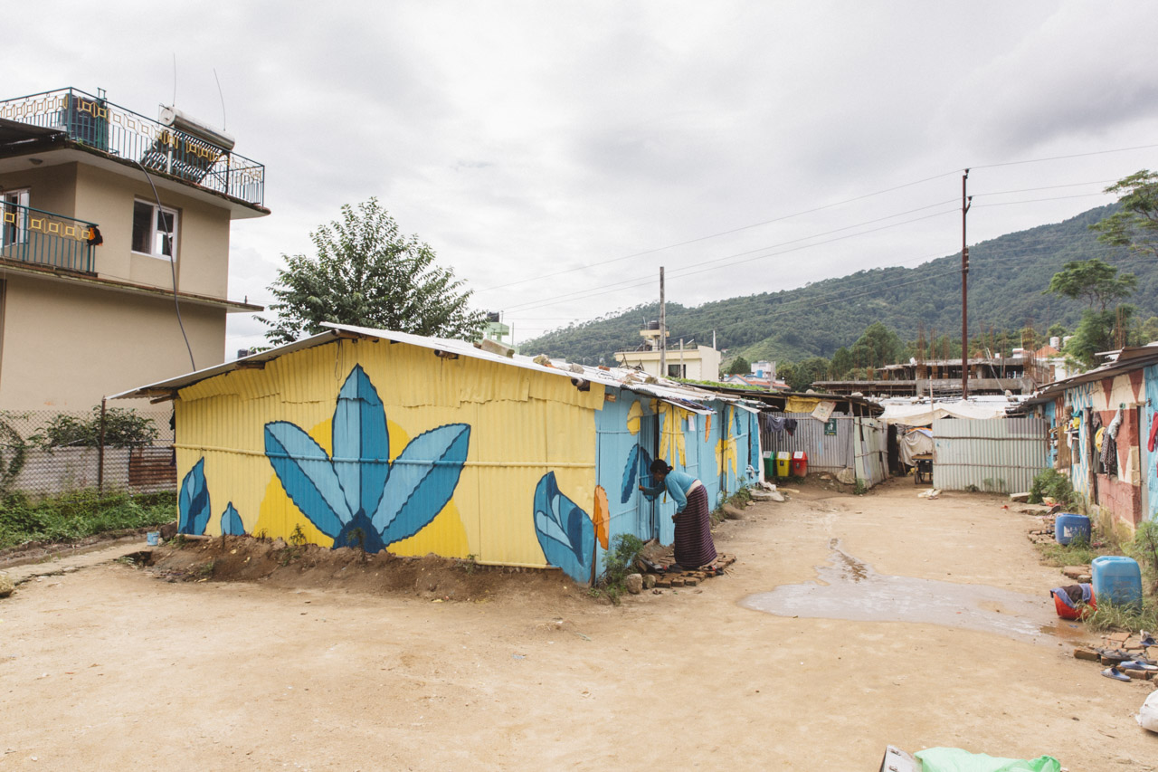 Budhanilkantha Community, Nepal