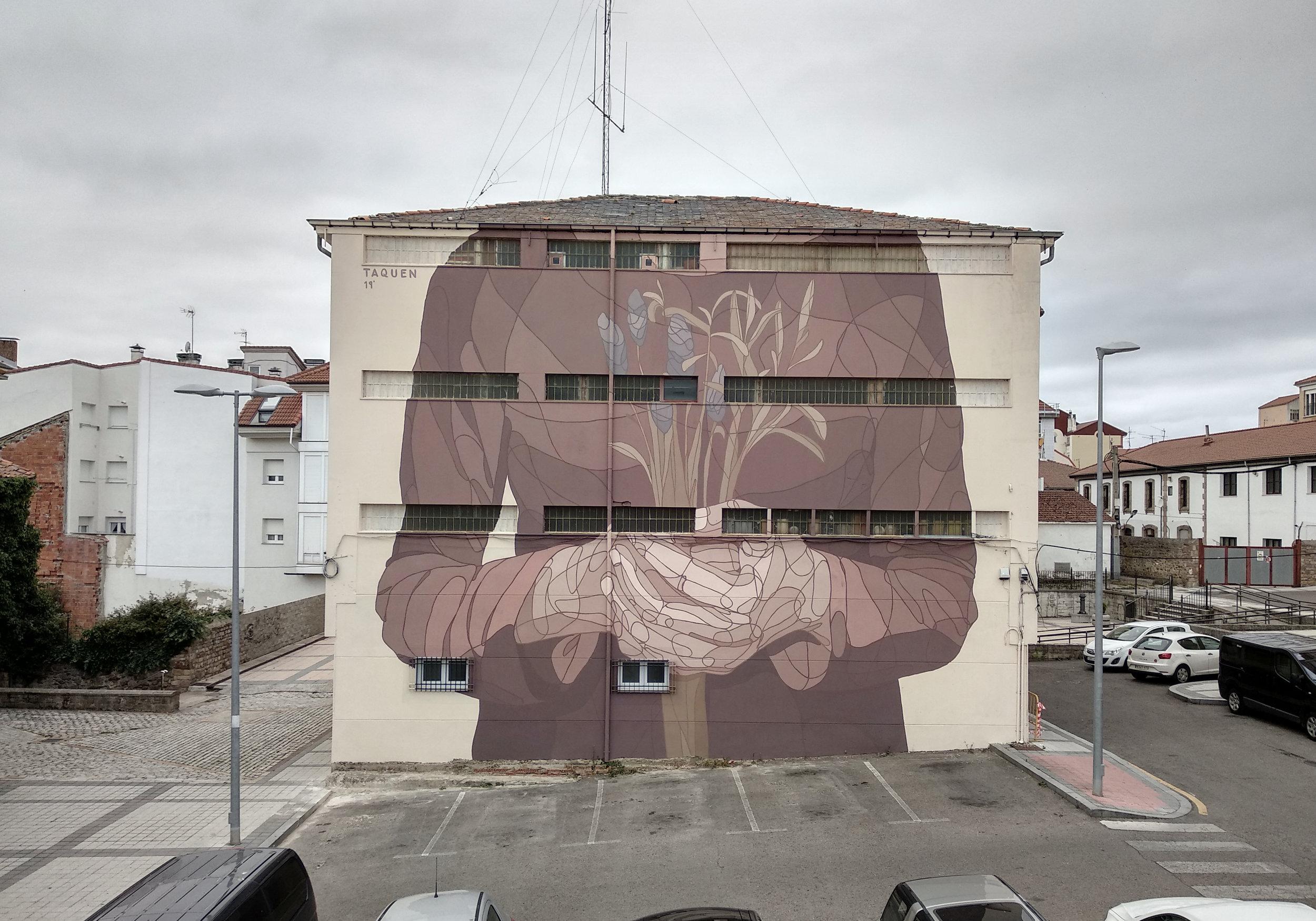 Galería Vertical, Reinosa, Spain. 2019