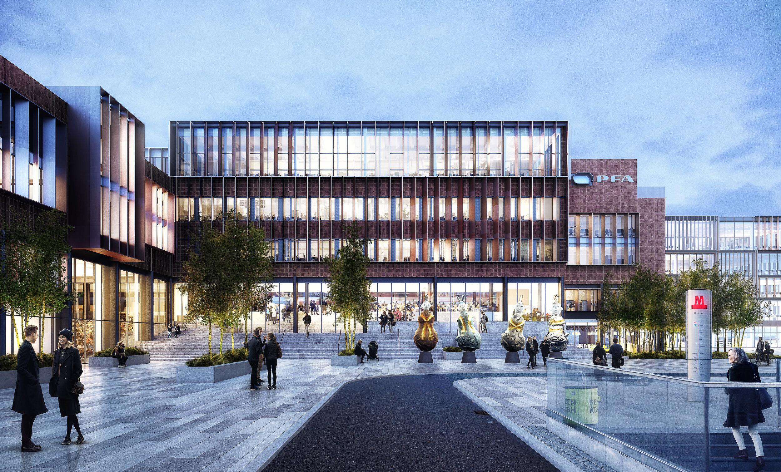 PFA Pension HQ