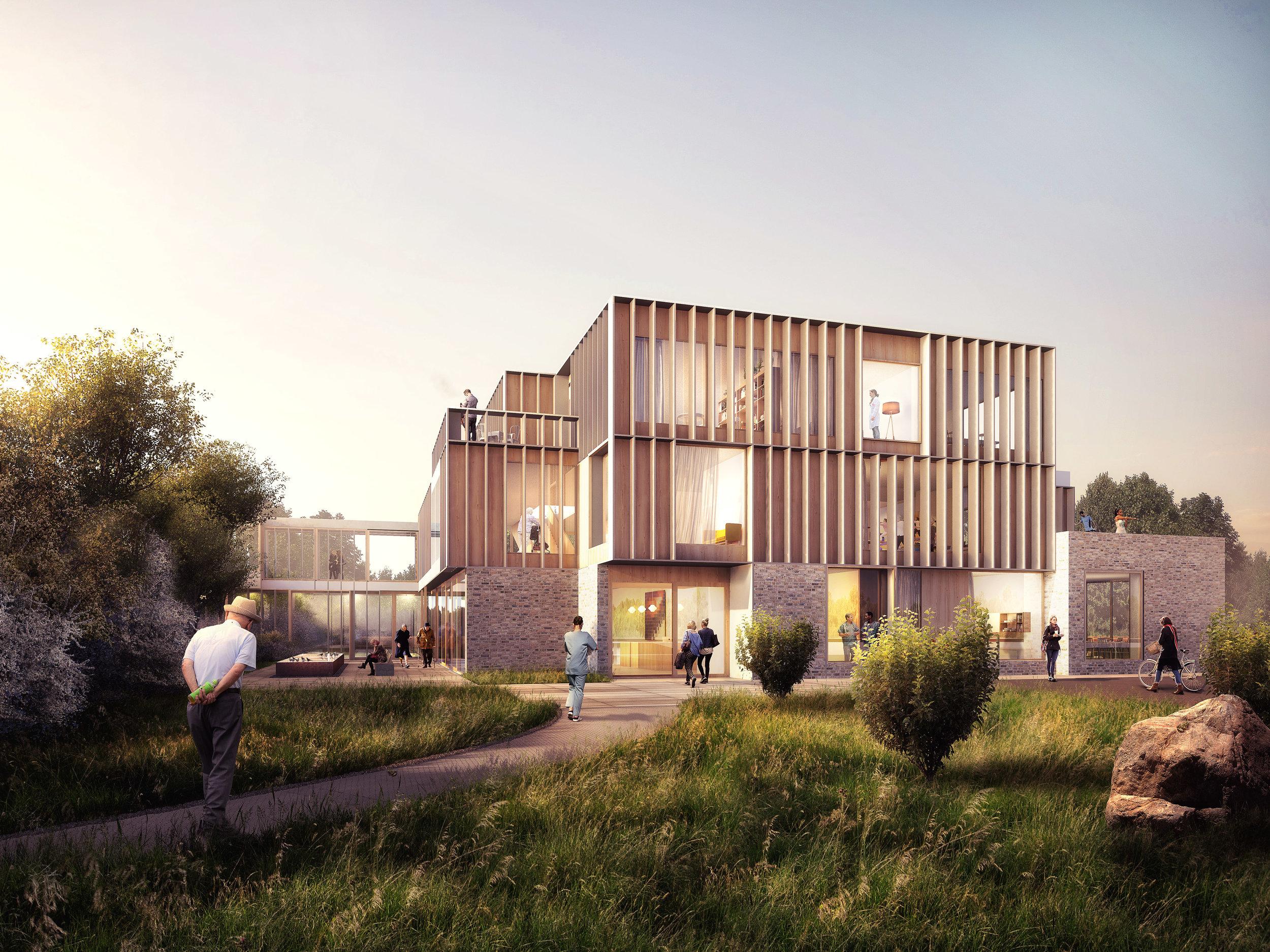 Hegnets Have, Nursing home in Copenhagen