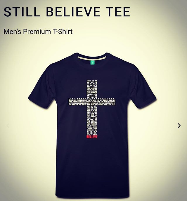 """SAVE 15% when you order your BRAND NEW """"Still Believe"""" Tee from @floodsociety in the next 48 HRS 😎  If you #StillBelieve this is the shirt 👕 for you 🙏🏽 •Link In Bio• #JoinTheFlood 🌊🌍 • • • • #FloodSociety #New #apparel #HipHop #Fashion #music #CHH #Gear #clothing #lifestyle #Flood #Christian #faith #instagood #instamusic #instafashion #photooftheday #photography #Seattle #PNW #SanAntonio #Florida #Business #entrepreneur #hustle #mondaymotivation  #motivationmonday #RiseAndGrind"""