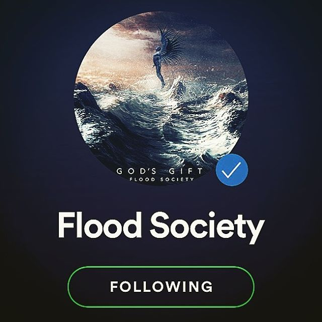 Are you following @floodsociety on #Spotify ✅👀 ?!?! Double Tap if you're ready for THE NEW ALBUM to drop 🔊🎤📲💣🌋🔥 Follow the Flood ⤵️ @floodsociety  @skillsandvariety  @jmrmusicent  @grace_4_sin & myself 😎✌🏽 • • • • #FloodSociety 🌊🌍 #Spotify #Verified #newmusicalert #NewMusic #NewAlbum #comingsoon 🙌🏽 #HipHop #Music #CHH ✝️ #Rap #Bars #Flood #Seattle #PNW #SanAntonio #Florida #Artist #Singer #songwriter #entrepreneur #Hustle #Flow #riseandgrind #international #fridaythe13th #Friday #happyfriday #instagood #photooftheday