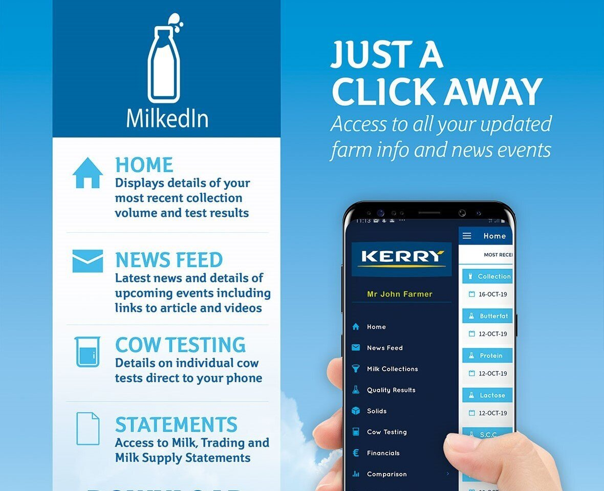 Download MilkedIn - Click above for further details.