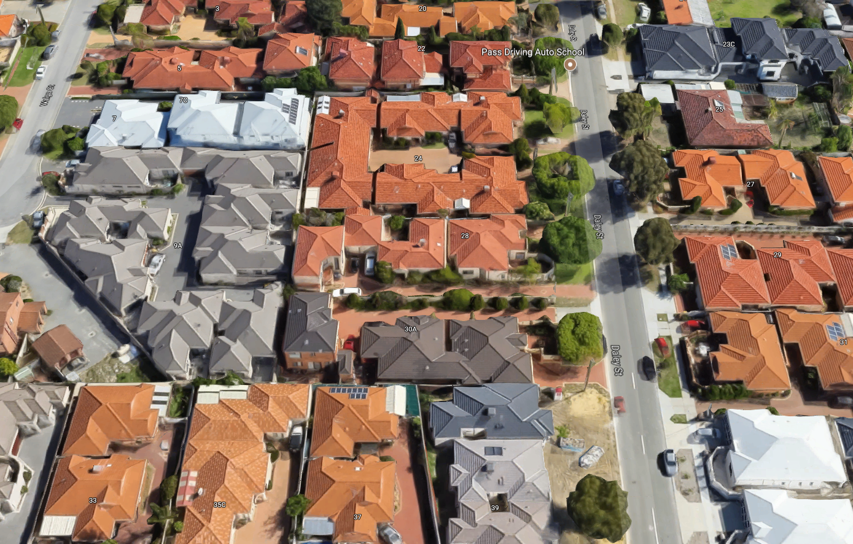 single level subdivision