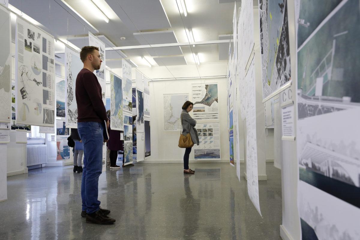 La mostra dei progetti