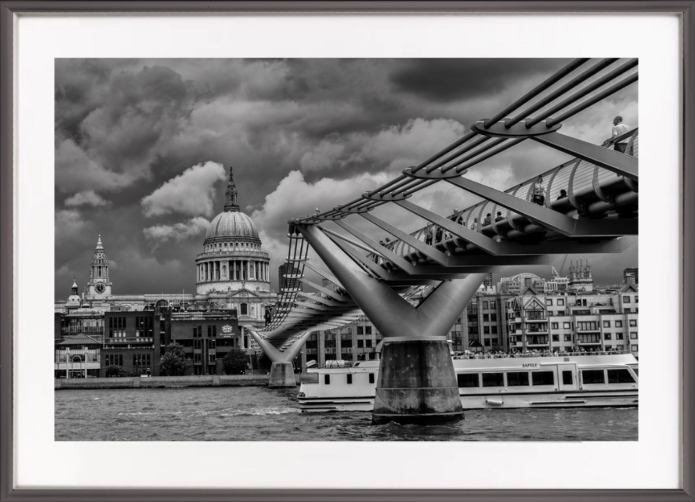 'Simply Stunning'. - I know Jim does a lot of landscape photography but when I saw that he also did Cityscapes I couldn't resist buying something for my home, even though I live in London.Phill Clark, London.
