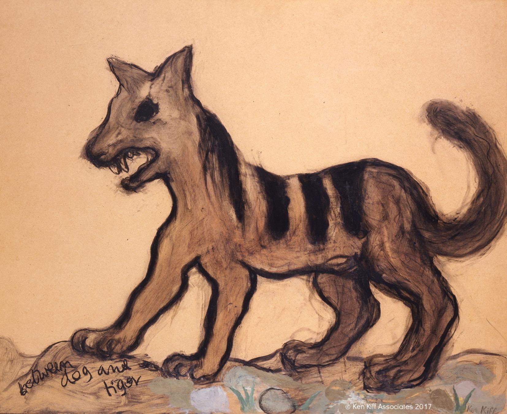 Ken Kiff - Between Dog and Tiger