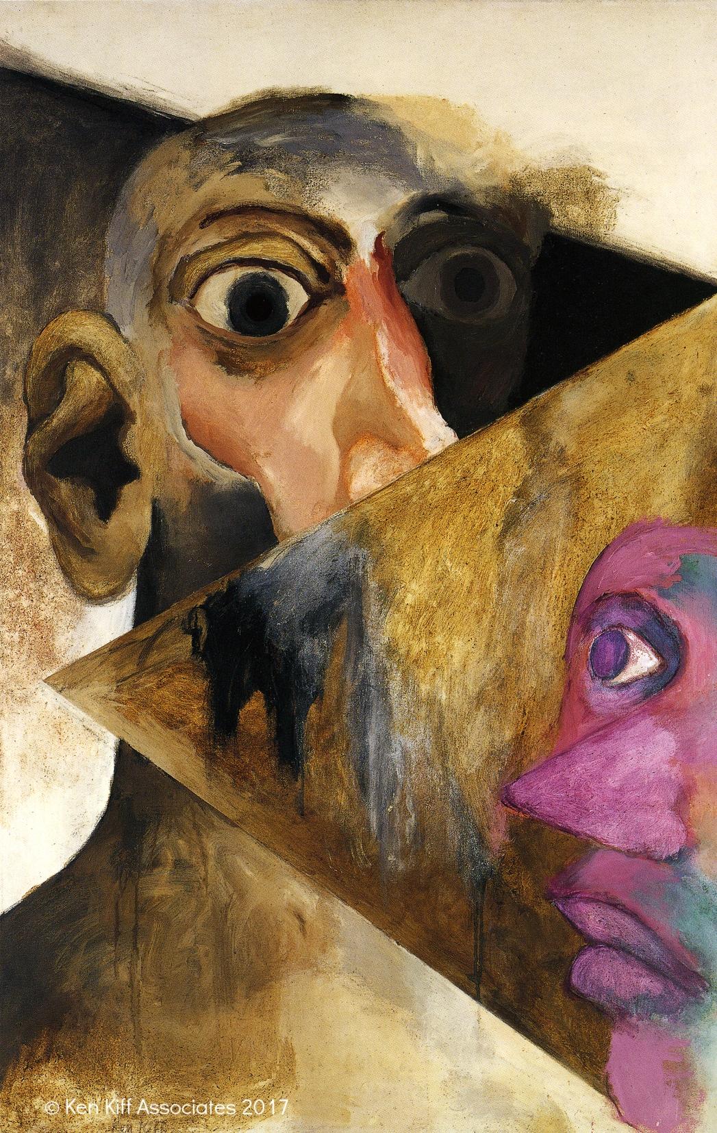 Ken Kiff - Two Faces