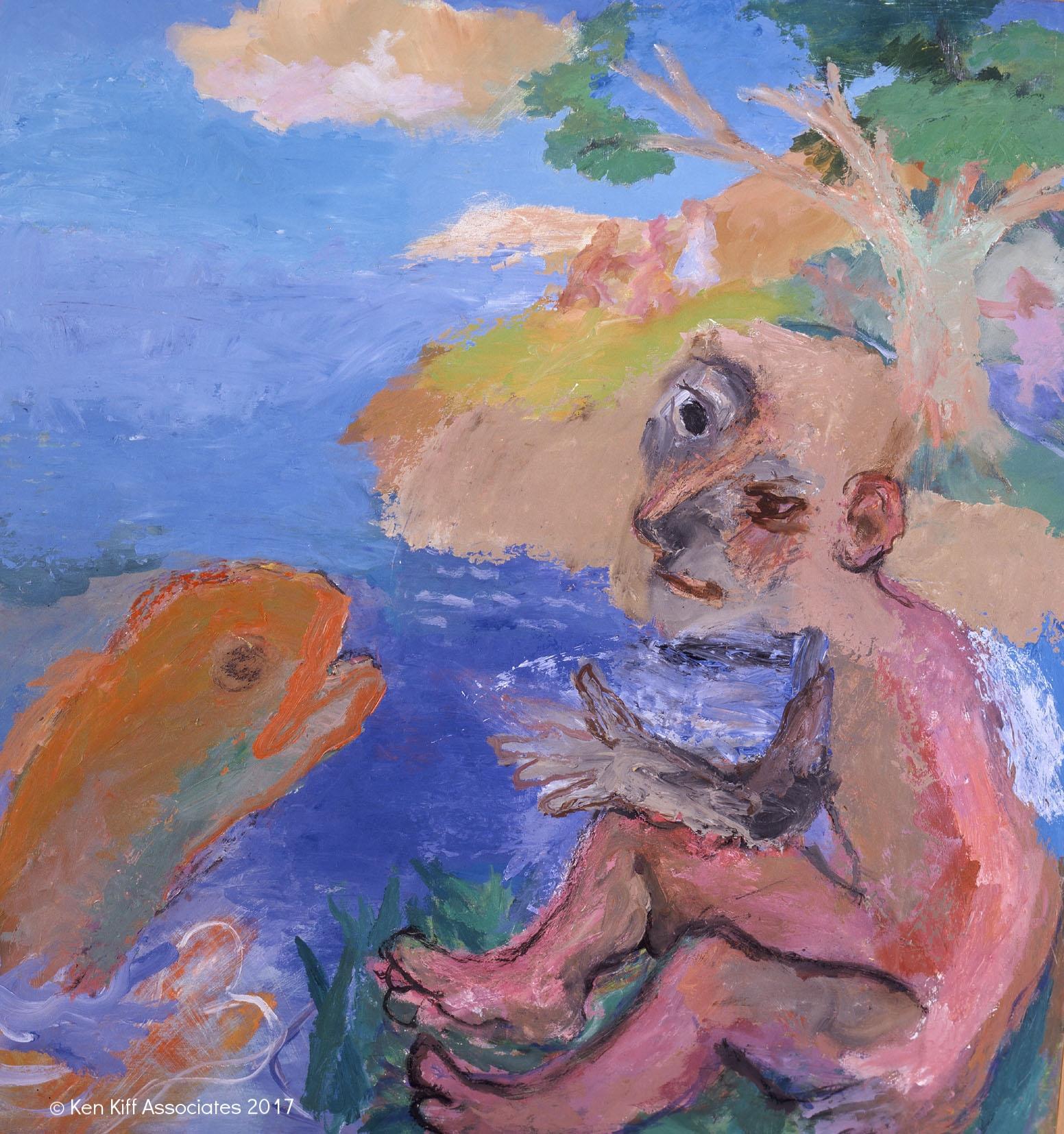 Ken Kiff - The Fish