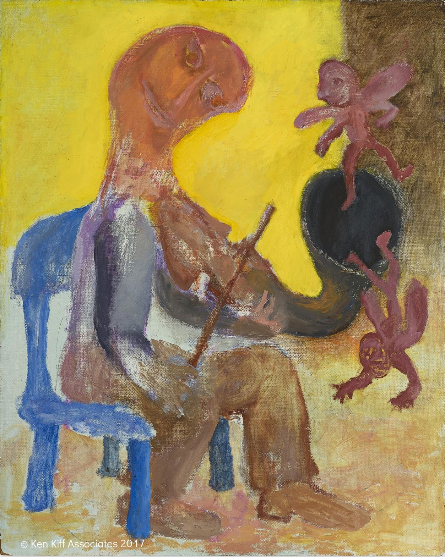 Ken Kiff - Violinist