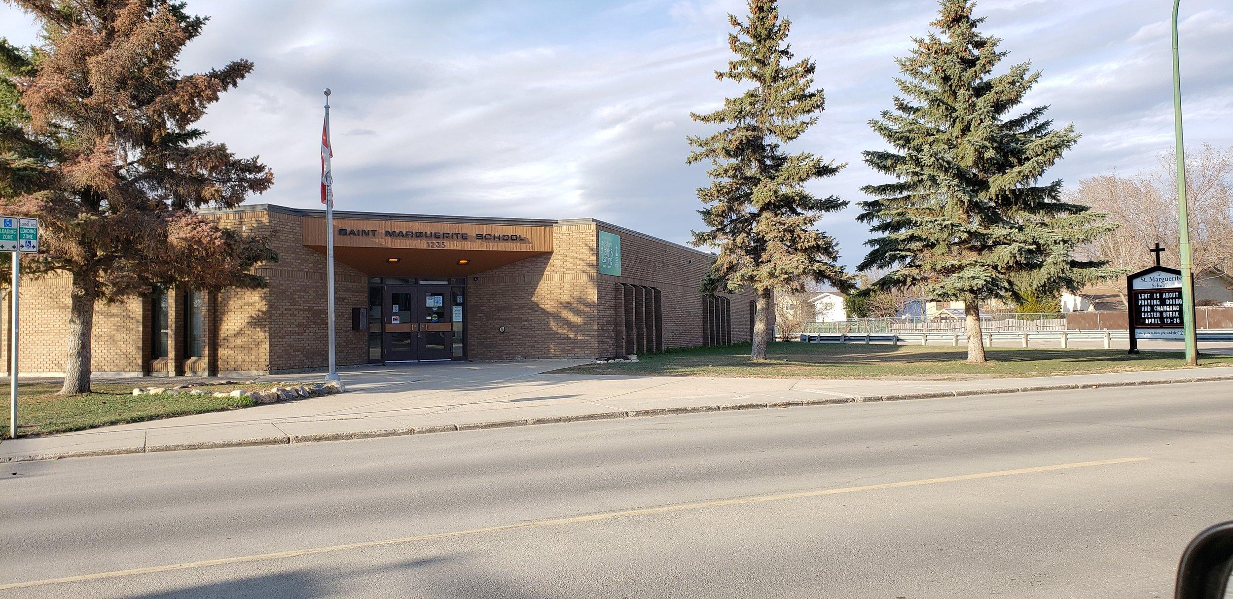 St. Marguerite -                1235 McCormack Rd, Saskatoon, SK S7M 5L6                  St.Marguerite@gscs.ca - (306) 659 - 7380