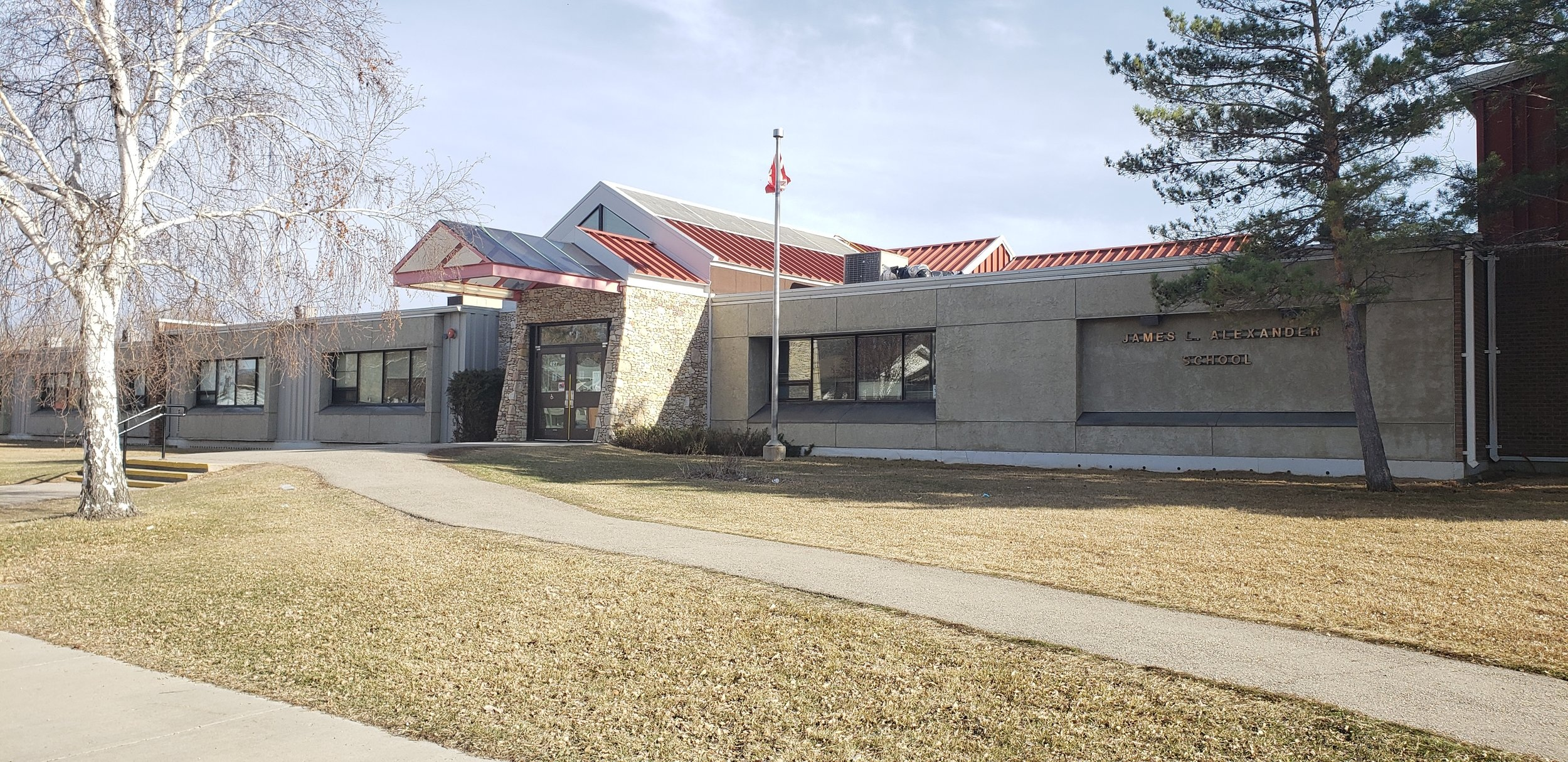 James L. Alexander -               427 McCormack Road, Saskatoon, SK, S7M 5L8          JamesL.AlexanderSchool@spsd.sk.ca - (306) 683 - 7280