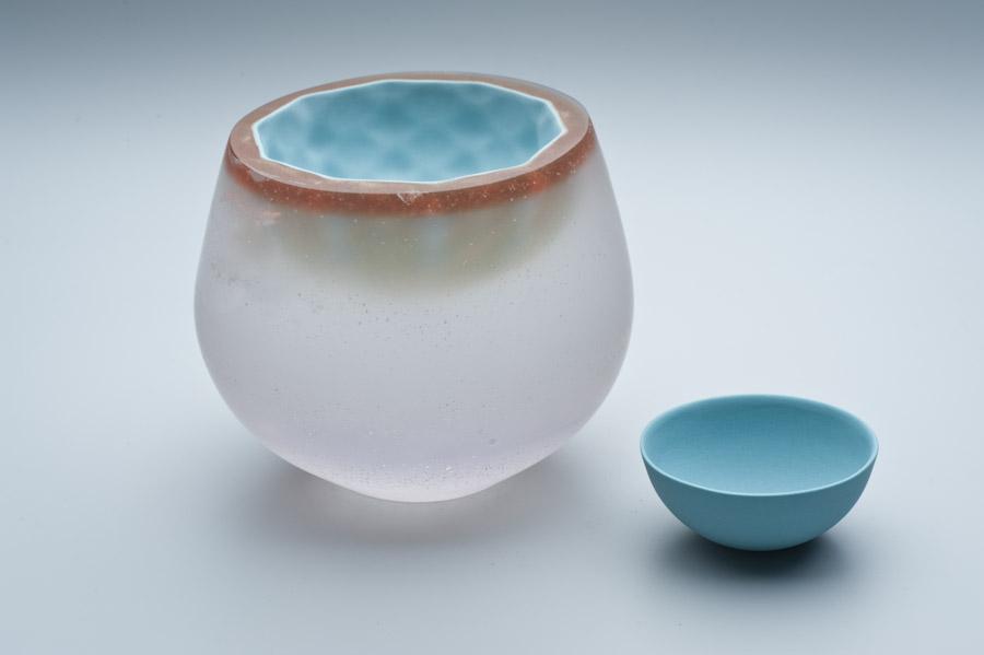 2010   Imperial Porcelain, Stain, Glaze, Resin.