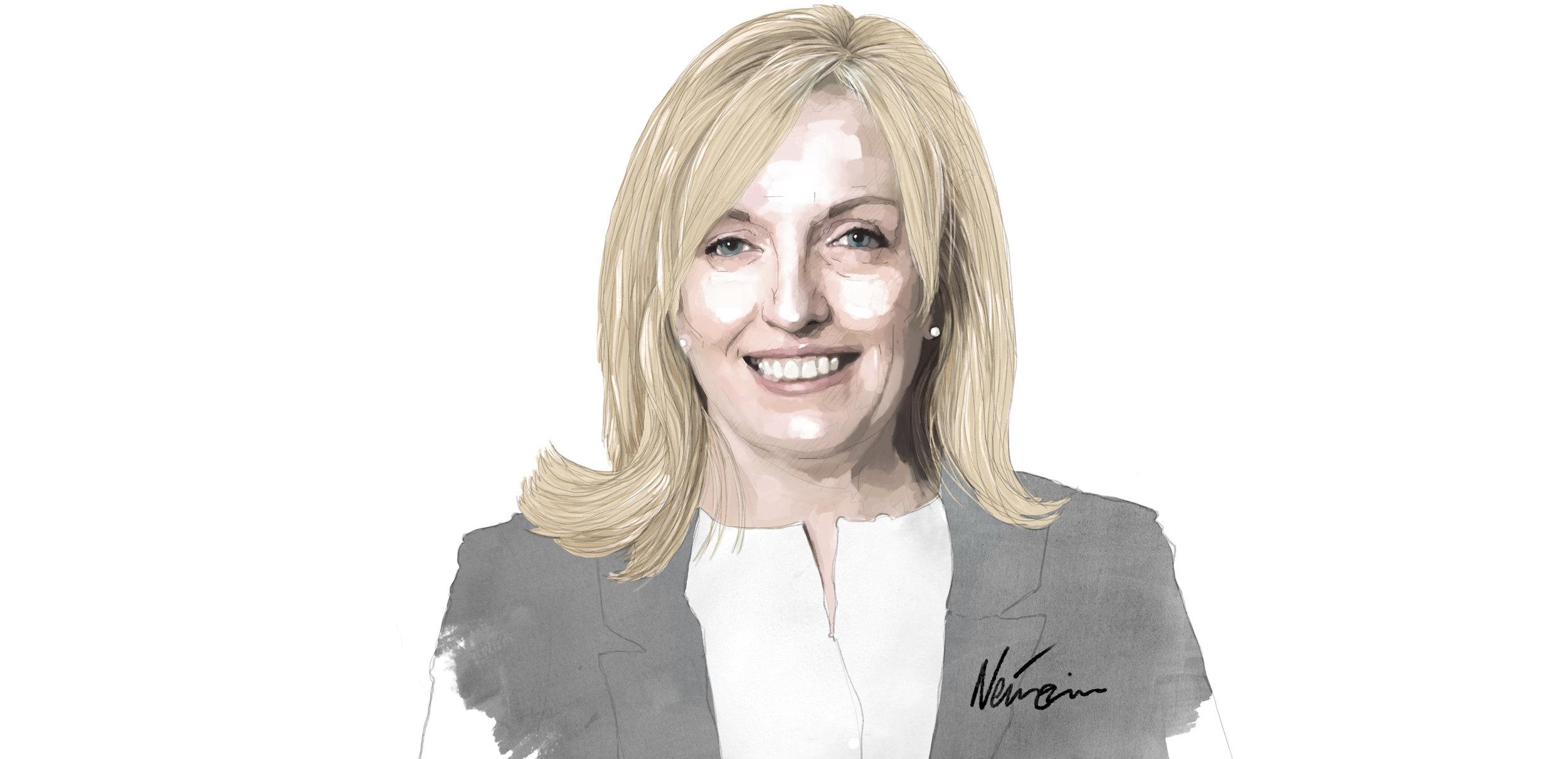 Christine Holgate for Qantas Inflight Magazine
