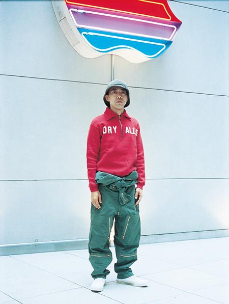 Nigo, photo by  Shingo Wakagi