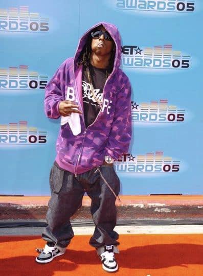 Lil Wayne via  GQ