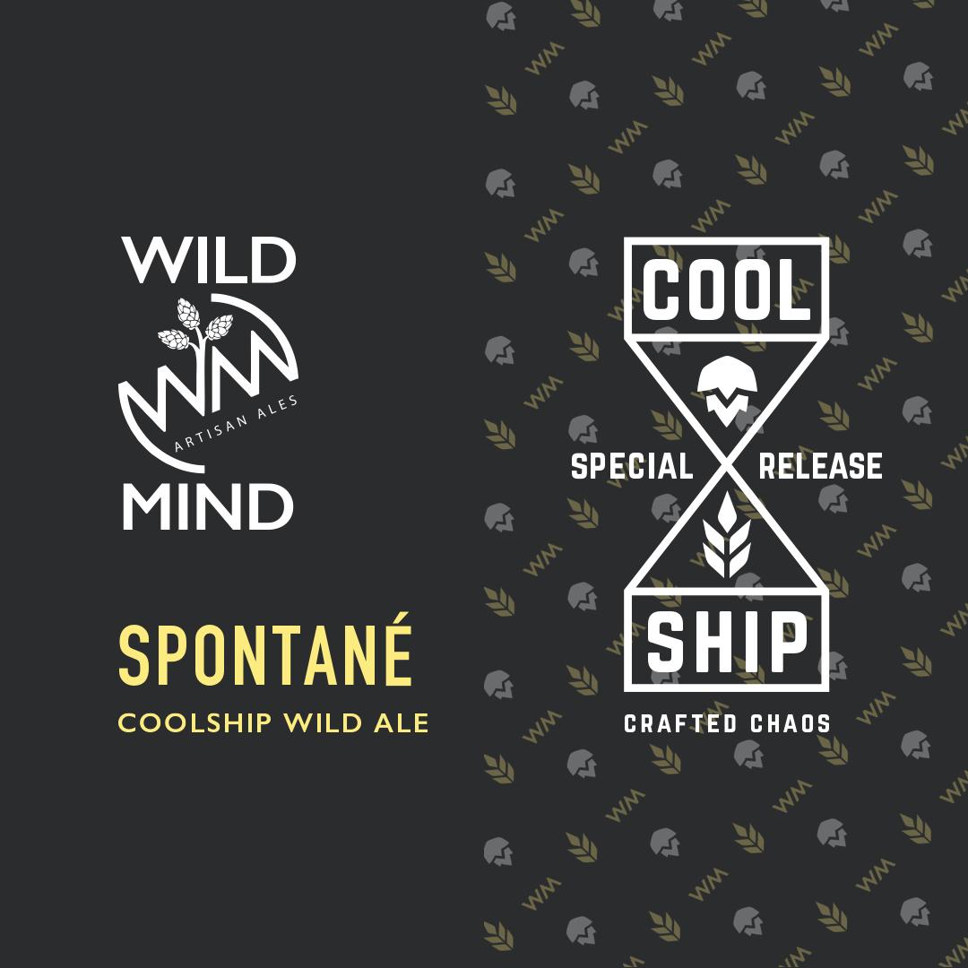 Wild Mind Artisan Ales - Spontane Coolship Wild Ale