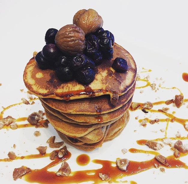 Pancake Day Paleo Pancakes