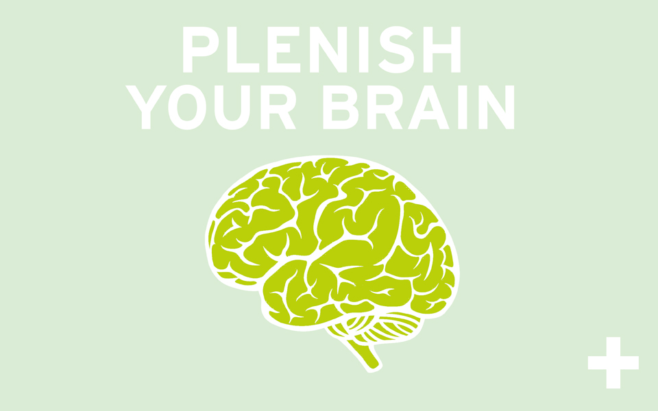 Plenish Magazine: How to Eat Well For Mental Health