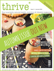 Thrive Magazine (Autumn Issue): The Paleo Way