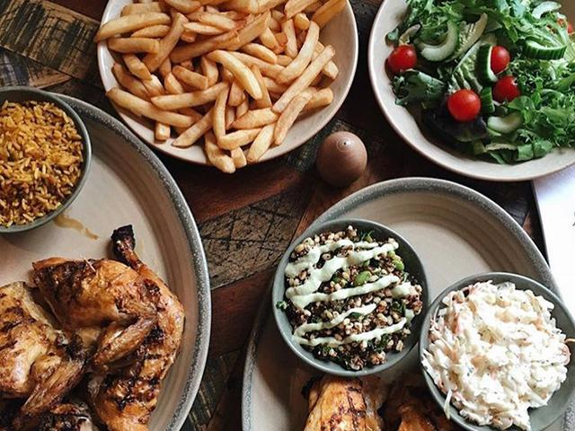 Women's Health: What a Nutritionist Would Order From Nandos