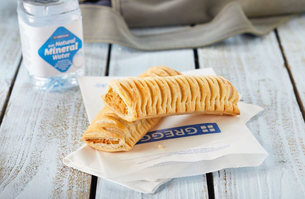Women's Health: A Nutritionist's Opinion on Gregg's Sausage Roll