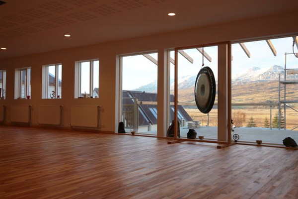 Your yoga home in Iceland