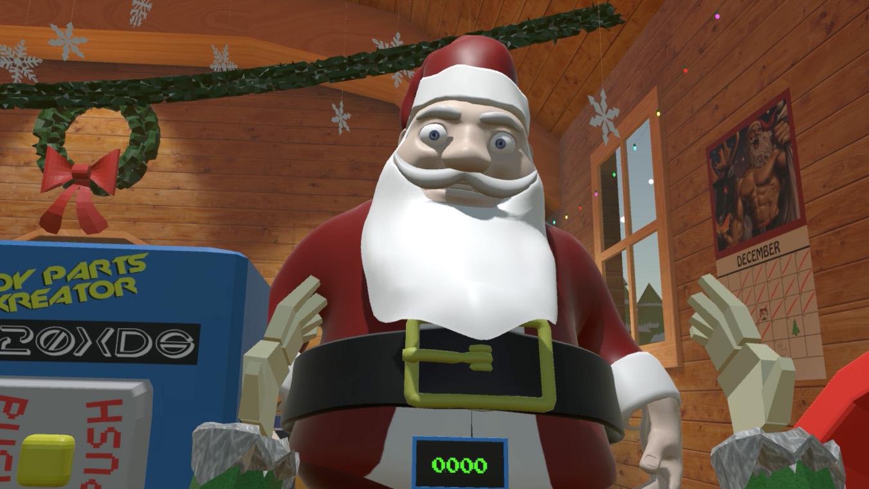 Santa's Sweatshop